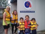 Colwill School Community Hub working actively with WAI as a Nohonga - school-community water safety hub.