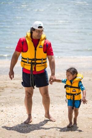 Lifejackets save lives.