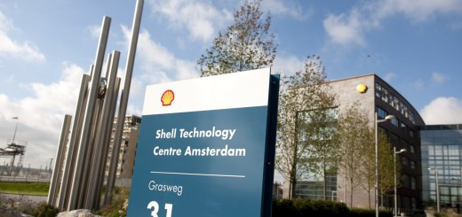 Shell Technology Centre Amsterdam, via Shell