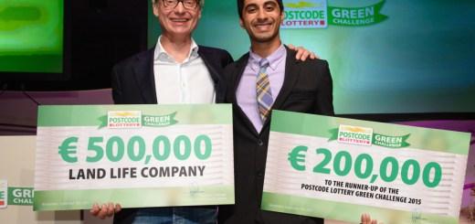 Finale 2015, Postcodelotery Greenchallenge