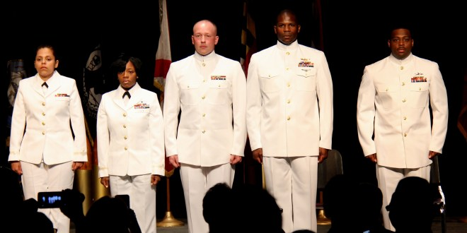 Proud path: MECP program offers entry into U.S. Navy Nurse Corps