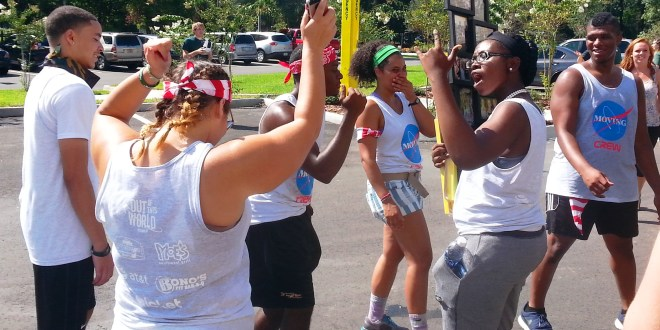 Cause for celebration: New year, new home for the Class of 2019 as move-In begins