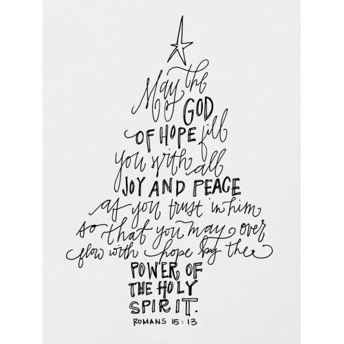 Medium Crop Of Christmas Bible Verse