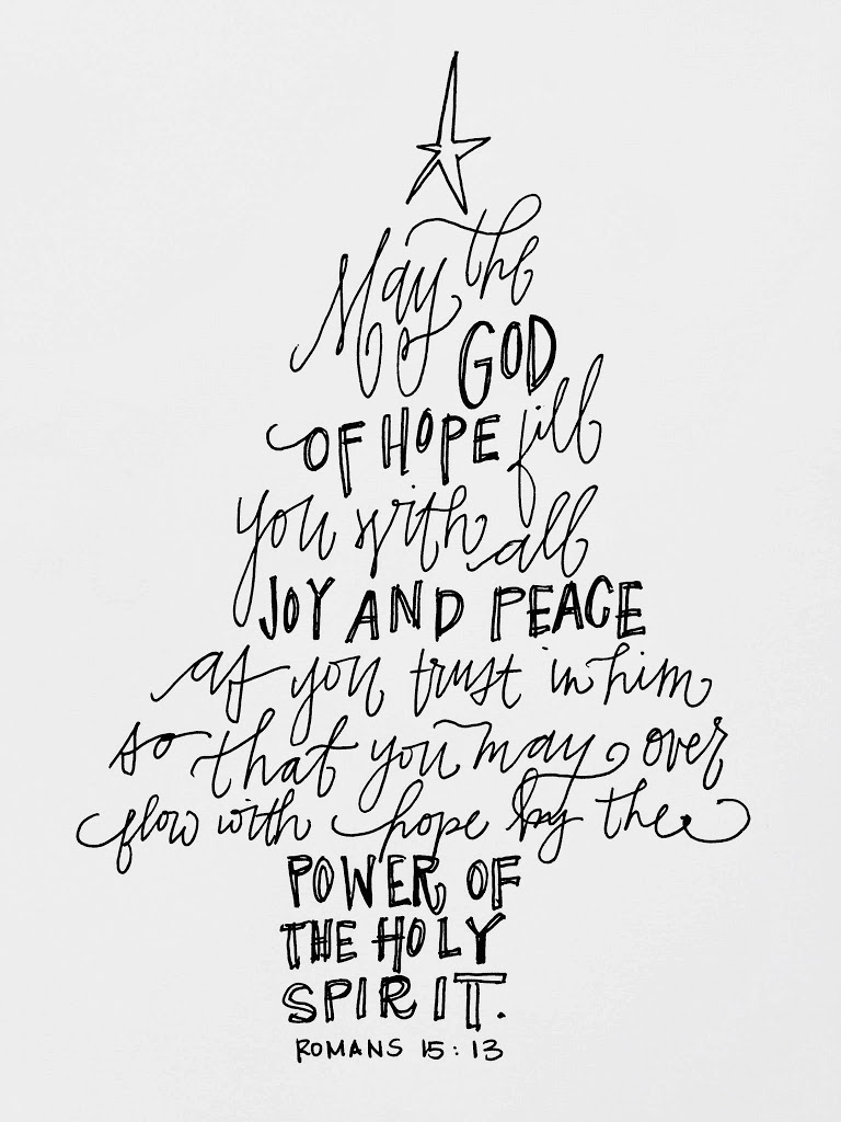 Large Of Christmas Bible Verse