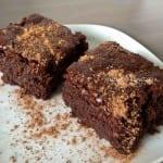 Brownies zonder Ei/Melk/Tarwe