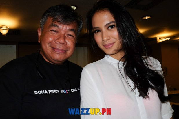 Isabelle Daza on Nathaniel-8822