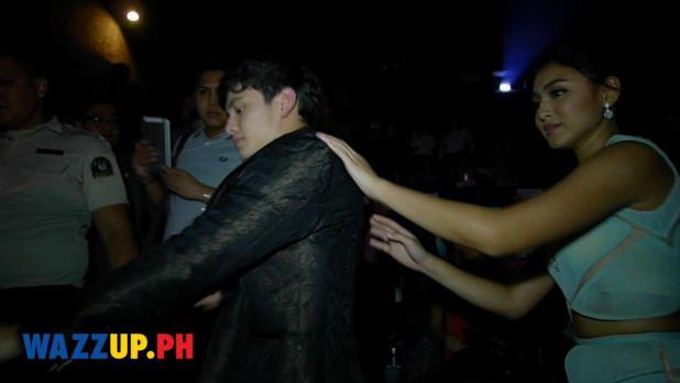 PSHR Premiere Night - James Reid  Nadine Lustre  Julia Barretto  Inigo Pascual Shy Carlos AJ Mulach  Direk Andoy Ranay Marcelo Santos III JulNigo Jadine 8