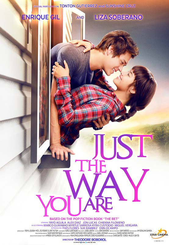 Just The Way You Are Final Poster
