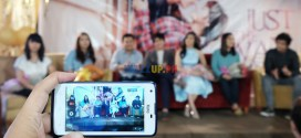 Just the way you are Grand Presscon movie Lisa Soberano Enrique Gil-8474