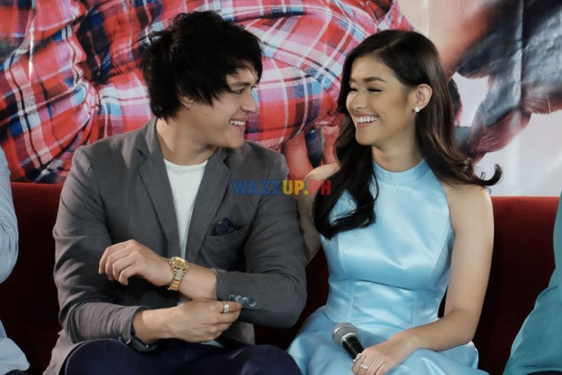Just the way you are blogcon Liza Soberano Enrique Gil