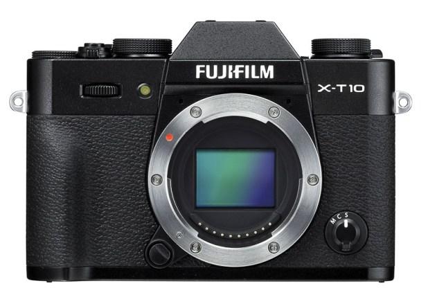 Fujifilm X-T10 black Body
