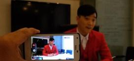 photo ops with ryan bang shopping blogcon-DSCF1256