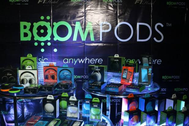 Boompods products