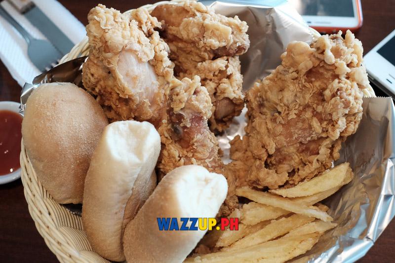 Kamuning Fried Chicken 4 pcs