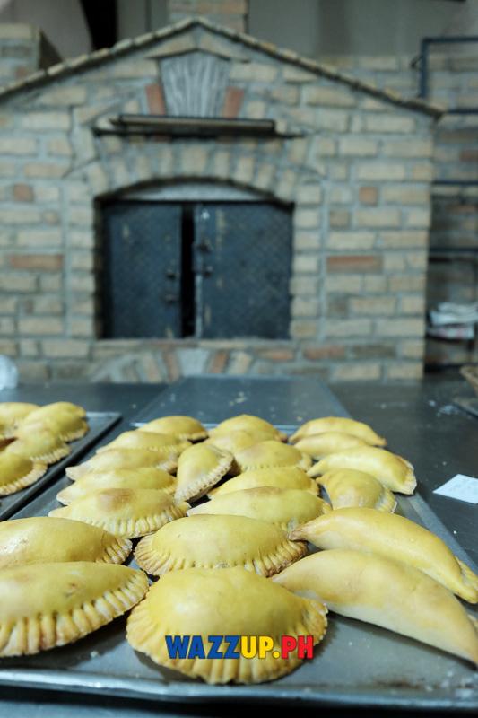 Baked Chicken Empanada