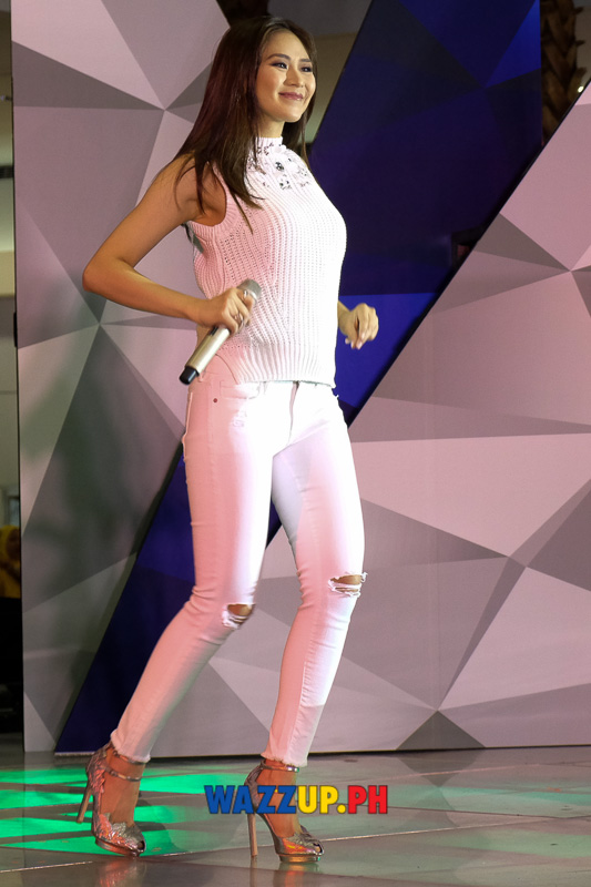 Sarah Geronimo at the OPPO Mirror 5 Launch A Spark of Brilliance-0220