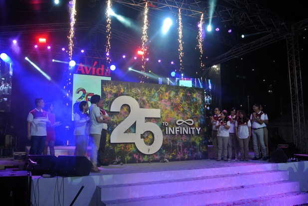 Avida Tunog Natin OPM Original Pinoy Music Duane Bacon Blog Music Artist Concert Anniversary 25  Head Management Officers Employees