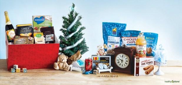 Health Options Nutcraker Christmas Gift Show-claras box
