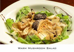 Warm Mushroom Salad (1)