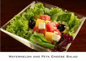 Watermelon and Feta Cheese Salad (1)