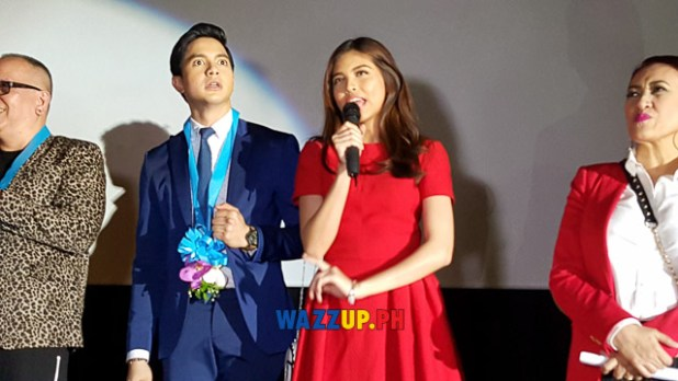 My Bebe Love Premiere Night with Alden Richards Maine Mendoza Vic sotto Ai-Ai delas Alas-20151221_202136