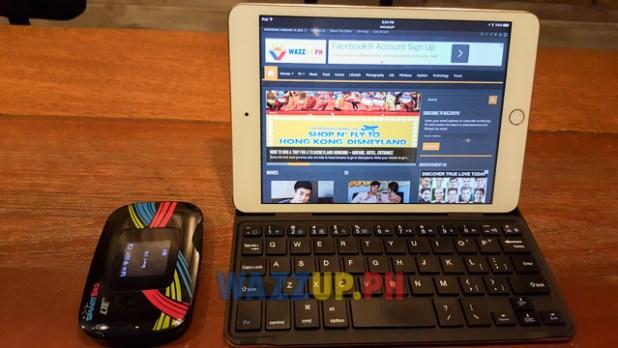 Evoluzn Pocket wifi from Smart -155407