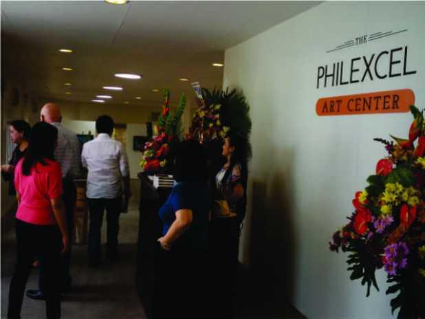 PHILEXCEL Art center