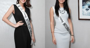 2016 Bb Pilipinas International Kylie Verzosa and Intercontinental Jennifer Hammond