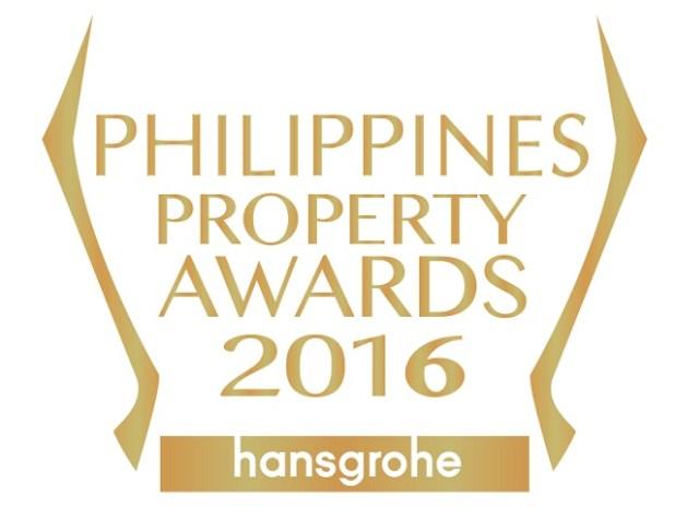Philippines Property Awards 2016 logo