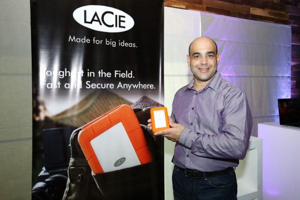 LaCie Rugged RAID Portable Hard Disk Powermac