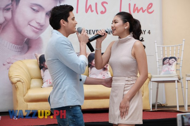 This Time Movie Presscon with James Reid Nadine Lustre Jadine Loveteam News Updates Latest 2016-6839