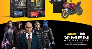 X-Men Apolcalypse Caltex Havoline Delo