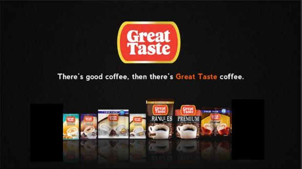 john lloyd cruz great taste coffee tv commercial --2
