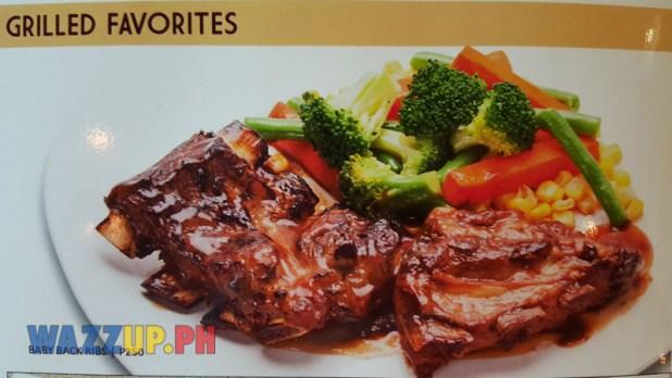 Luna J Restaurant Lee Kum kee Grill Master Food Menu-151715
