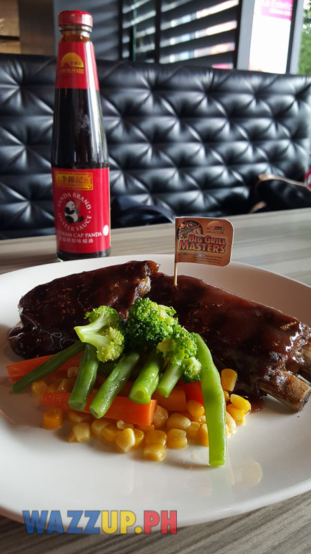 Luna J Restaurant Lee Kum kee Grill Master Food Menu-155024