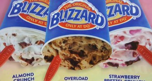 Diary Queen Blizzard Flavor of the Month Nestle Crunch with Bb Pilipinas 2016 Joanna Eden Jennifer Hammond-135409