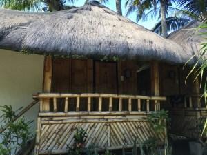 My room in Old Parola Resort.