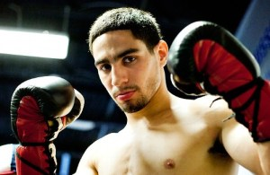 Danny García WBA Super Lightweight Super Champion