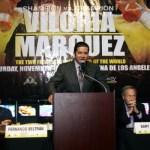 Conference Marquez VS Viloria