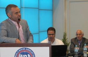 Gilberto Mendoza - Championship Report Lima 2013