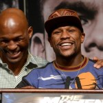 Mayweather - Maidana Final Press Conference
