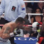 Mayweather vs Maidana