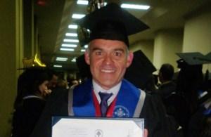 WBA Vice President graduated from law school