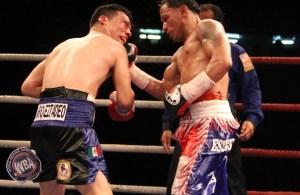 Nica Concepción vs Tyson Márquez.