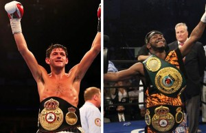 WBA Orders Warren - McDonnell