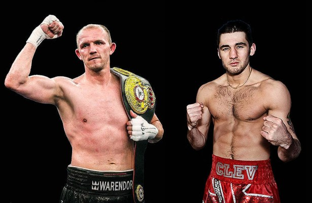 """""""Juergen and I will finally go to battle and I'm looking forward to the challenge."""""""