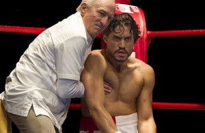 """""""Hands of Stone"""" introduces Roberto Duran to a whole new generation of fight fans."""
