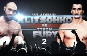 Klitschko released a video via Twitter to announce he is taking Fury to court.