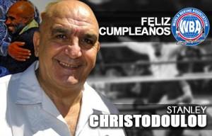 Stanley Christodoulou Feliz Cumpleaños