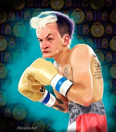 Hekkie Budler WBA Minimumweight World Champion